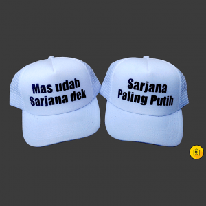 trucker custom kata unik
