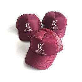 topi sablon poliflex satuan murah