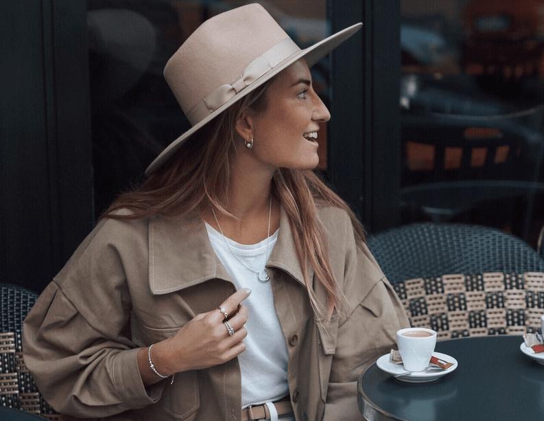 Model Topi Wanita Masa Kini Pandora