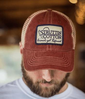 cerita singkat topi trucker