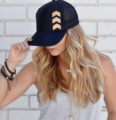 topi trucker keren gaul wanita