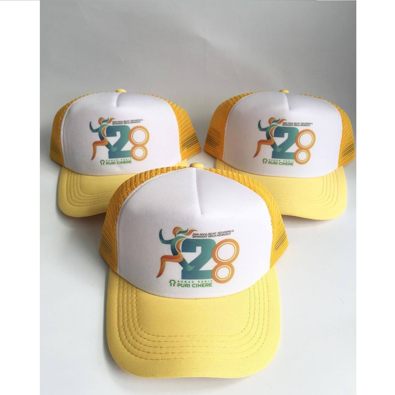 topi trucker satuan