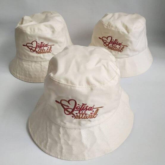 custom bucket hat jogja
